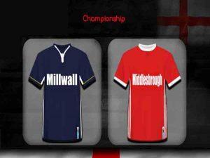 Dự đoán Millwall vs Middlesbrough, 21h00 ngày 8/7