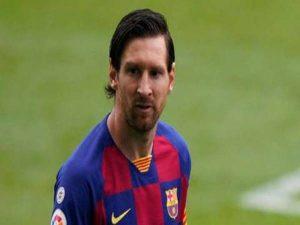 Inter sáng cửa chiêu mộ Messi vì cái gì?