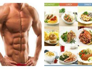Thực đơn tăng cơ bắp cho người tập gym nhanh chóng nhất