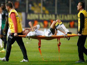 Top 10 chấn thương trong bóng đá thường gặp nhất