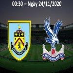 Dự đoán Burnley vs Crystal Palace, 0h30 ngày 24/11