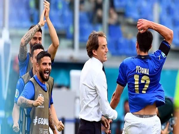 Bóng đá Quốc Tế ngày 21/6: Ý đi vào lịch sử EURO