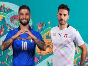 Dự đoán Italia vs Thụy Sỹ, 02h00 ngày 17/6 Euro 2020