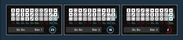 Có nhiều mức cược khác nhau để người chơi có thể tùy ý lựa chọn