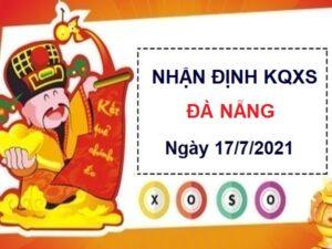 Nhận định KQXSDNG ngày 17/7/2021 chốt số Đà Nẵng thứ 7