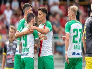 Dự đoán trận đấu Rapid Wien vs Zorya Lugansk (2h00 ngày 20/8)