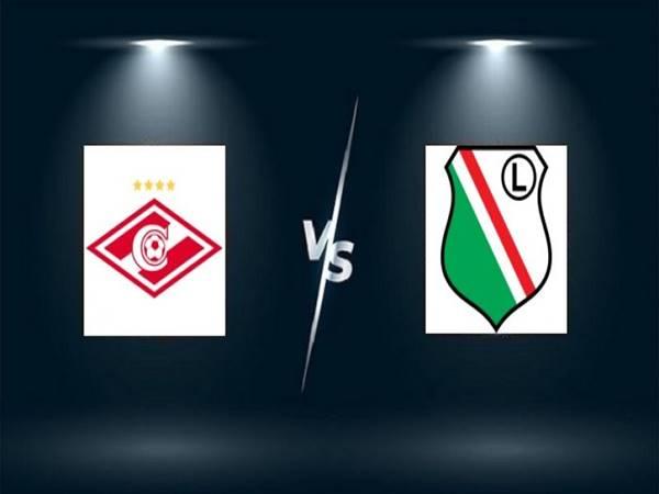 Dự đoán kết quả Spartak Moscow vs Legia Warszawa, 21h30 ngày 15/9 Cup C2