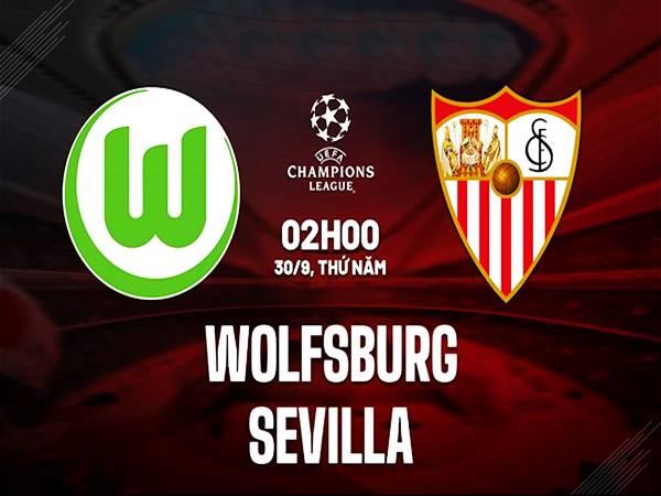 Dự đoán bóng đá Wolfsburg vs Sevilla, 02h00 ngày 30/9