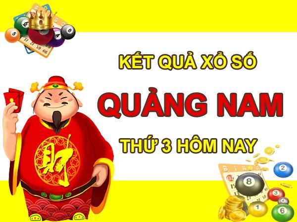 Thống kê KQXSQNM 5/10/2021 thứ 3 chốt số Quảng Nam